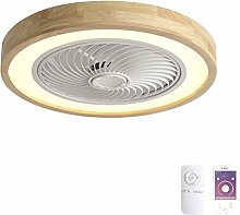 VOMI Silent Ceiling Fans Lights with Remote