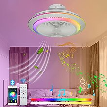 VOMI Smart Ceiling Light with Fan and Remote