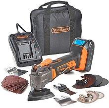 VonHaus 20V Max Multi-Tool – Cordless –