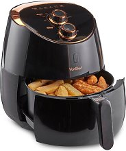VonShef 5 L Air Fryer for Healthy Low Fat Cooking