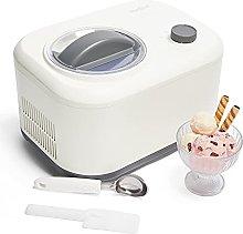 VonShef Ice Cream & Gelato Maker - For Sweet