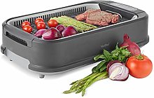 VonShef Indoor BBQ Smokeless Grill with Advanced