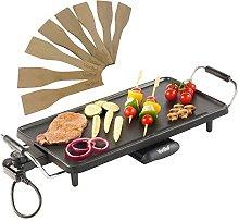 VonShef Large Teppanyaki Grill - 2000W Electric,