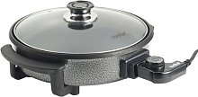 VonShef Multi Cooker Electric Skillet With Lid