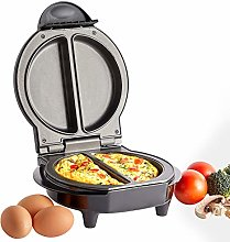 VonShef Omelette Maker – Dual Electric Multi