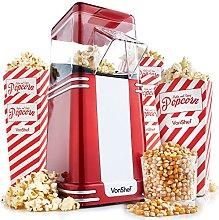 VonShef Retro Popcorn Maker – Vintage Style Hot