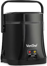 VonShef Rice Cooker Steamer with Easy Clean,