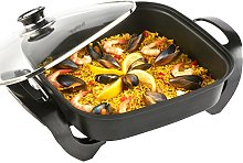 VonShef Square Multi Cooker - 1500W Multi-function