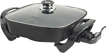 VonShef Square Multi Cooker Electric Skillet With