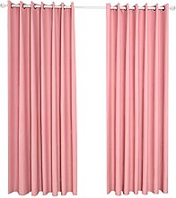 Vorcool Thermal Insulated Blackout Curtain with