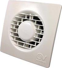 Vortice 11127 Toilet / Bathroom Extractor Fan with