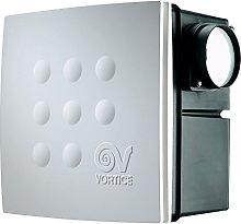 Vortice 12065 Centrifugal Flush Bathroom Fan with