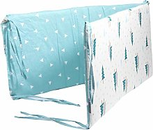 Vosarea Baby Crib Bumpers Padded Bumper Bedding