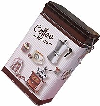 Vosarea Coffee Food Canister with Lid Airtight