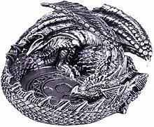 Vosarea Dragon Design Ashtray Vintage Ash