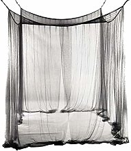 VOSAREA European Style 4 Corner Post Bed Canopy