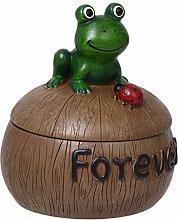 Vosarea Frog Ashtrays Cigarette Cigar Ashtray