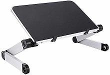 VOSAREA Laptop Desk Stand Portable Adjustable