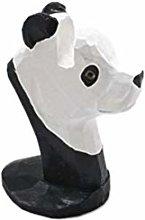 Vosarea Panda Glasses Holder Wood Eyeglass Holder