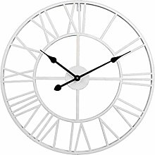 Vosarea Roman Numeral Wall Clock 60CM Household