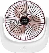 VOSAREA USB Wireless Desk Fan Angle-Adjustable
