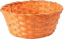 VOSAREA Wicker Basket Eggs Basket Shopping Basket
