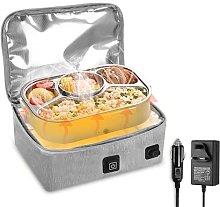VOVOIR 12V / 220V Car and Home Food Heater Warmer
