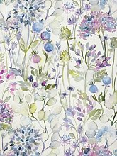 Voyage Country Hedgerow Furnishing Fabric, Lilac