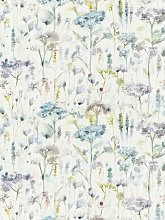 Voyage Hinton Poppy Furnishing Fabric