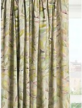 Voyage Willowsmere Pair Lined Pencil Pleat Curtains