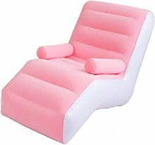 VPVP HRGF Inflatable Recliner Folding Lazy Sofa