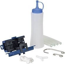 VS1817 Motorcycle Chain Cleaning Kit - Sealey