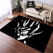 Vscdye Dragon Ball Rug Doormat Anime Floor Mat