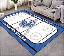 Vscdye Ice Hockey Carpet Anti-Skid Area Floor Mat
