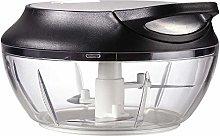 VUBD Manual Food Chopper and Mixer,Manual Mixer,