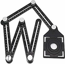 VUBD Multi Angle Measuring Ruler,Angle Measurement