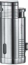 VVAY 3 Flame Cigar Jet Torch Lighter Gas Butane