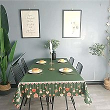 vvff Christmas Rectangular Tablecloth Hotel