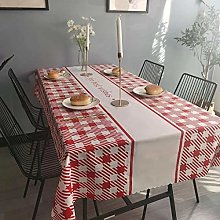vvff Rectangular Tablecloth Hotel Wedding Party