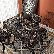 vvff Rectangular Tablecloths Print Table Cloth