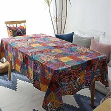 vvff Slow Soul Table Cloth National Tablecloth