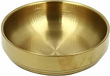 VWH Stainless Steel Serving Bowl Cereal Bowls