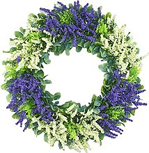 VWJFHIS Artificial Lavender Flower Spring and