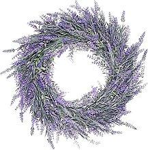 VWJFHIS Artificial Lavender Spring Summer Easter