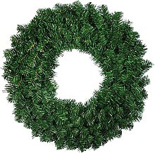 VWJFHIS Wreath Christmas Decoration Encrypted