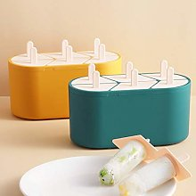 VWsiouev Popsicle Mould Silicone Popsicle Yogurt