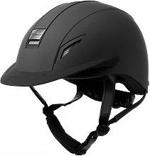 VX2 Carbon Riding Helmet (Large (58-62cm)) (Black)