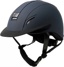 VX2 Carbon Riding Helmet (Large (58-62cm)) (Navy)