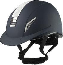VX2 Sparkly Riding Helmet (Large (58-62cm)) (Navy)