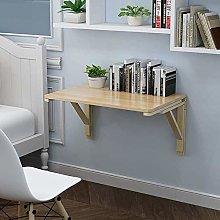 W-bgzsj Fold Down Table Wall-mounted folding table